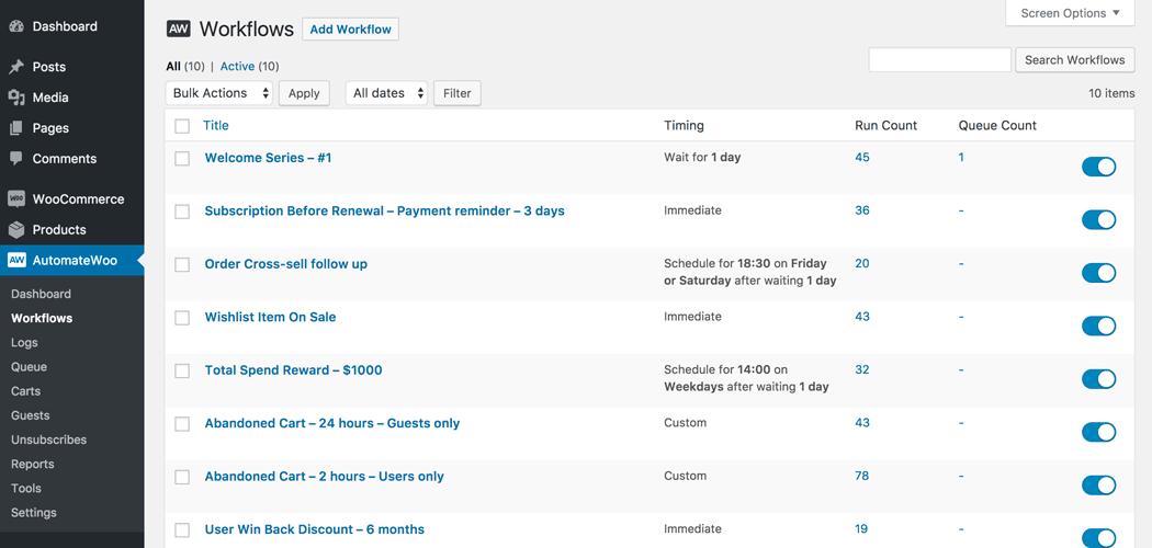 AutomateWoo - Marketing Automation for WooCommerce