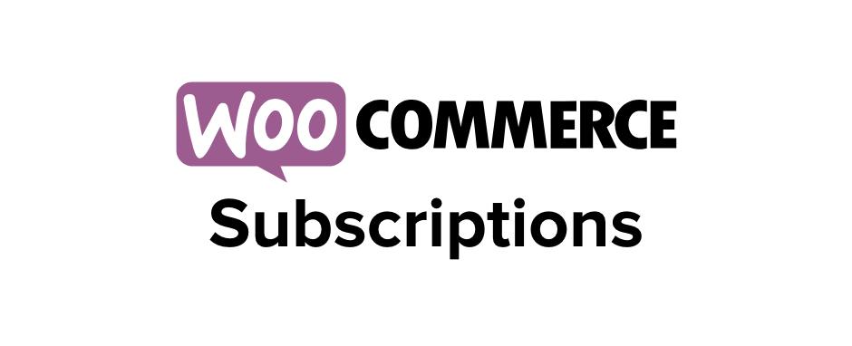 WooCommerce Subscriptions Logo