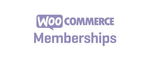 WooCommerce Memberships Logo